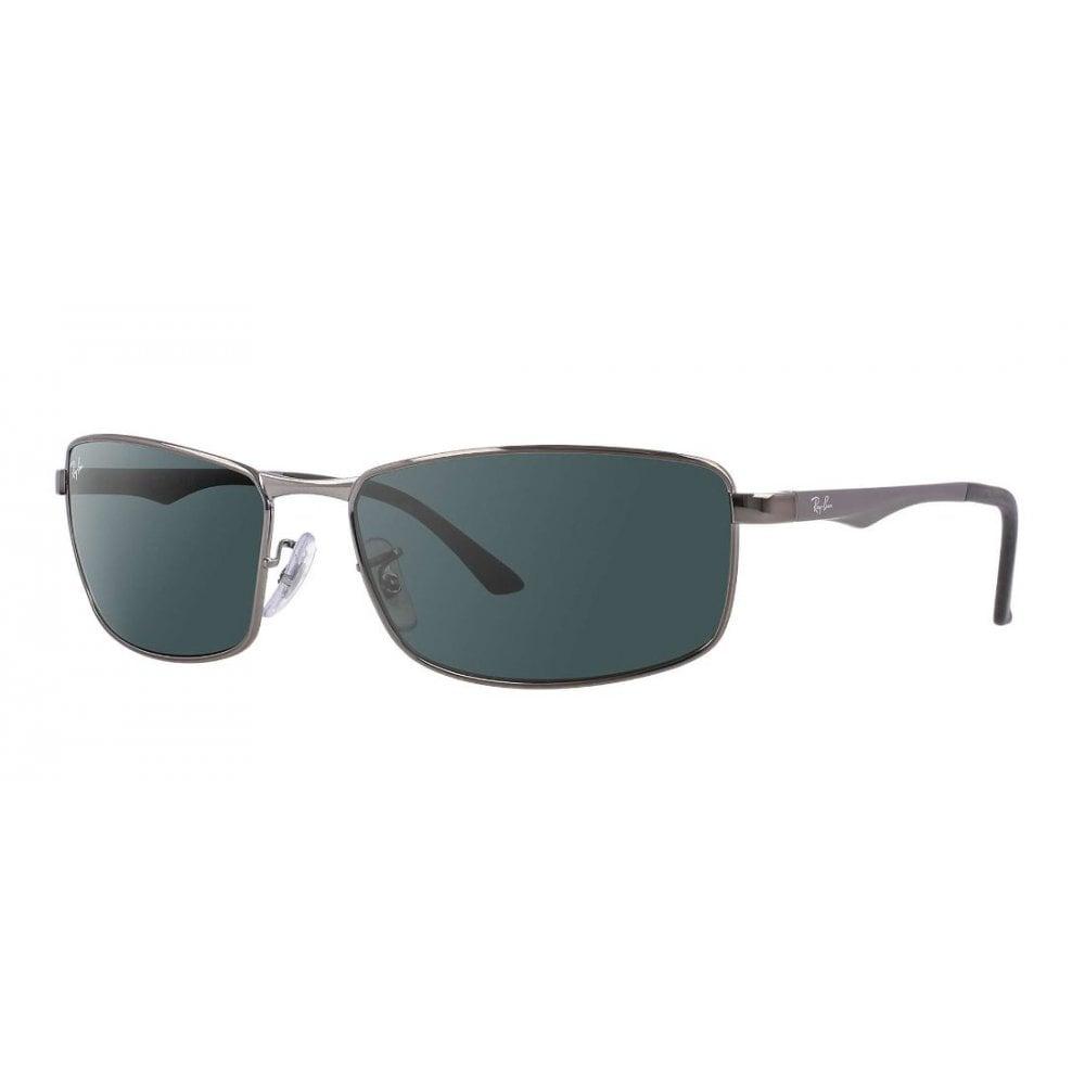 c62f0ac8837 Ray-Ban RB3498 Sunglasses Gunmetal RB3498 004 71 Large