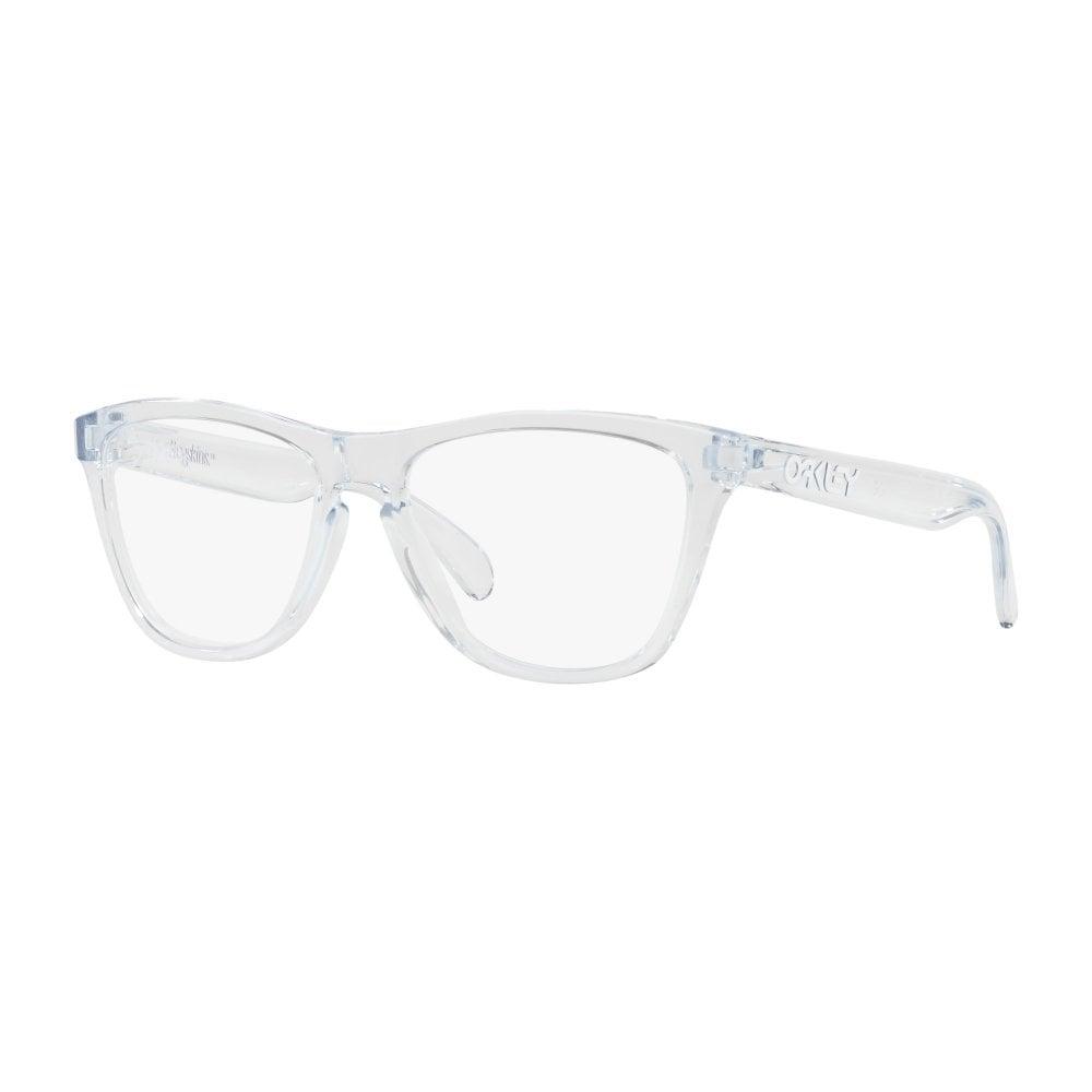 b16a450ce29 Oakley Frogskins Prescription Frame 54mm Polished Clear OX8131-0654