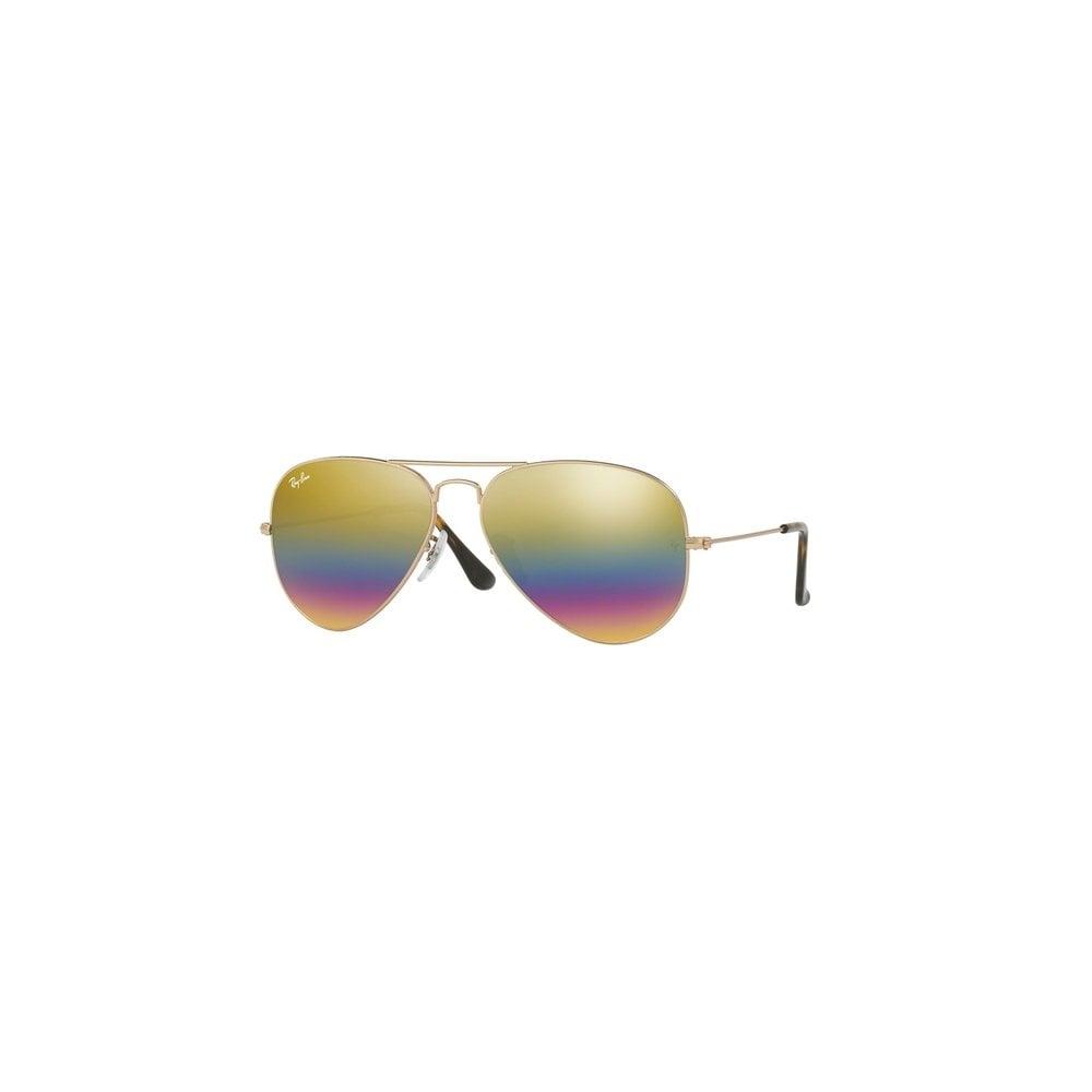 e7cec2516e Ray-Ban Aviator Sunglasses Bronze-Copper RB3025 9020C4