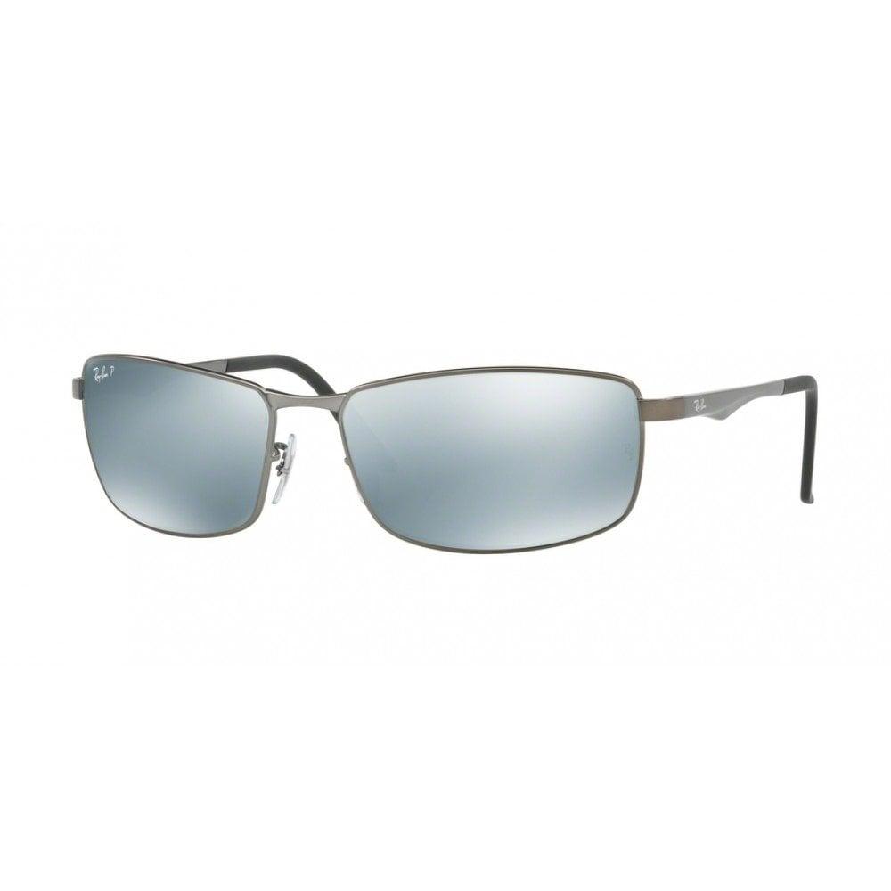 4e5545da32 Ray-Ban RB3498 Sunglasses Gunmetal RB3498 029 Y4