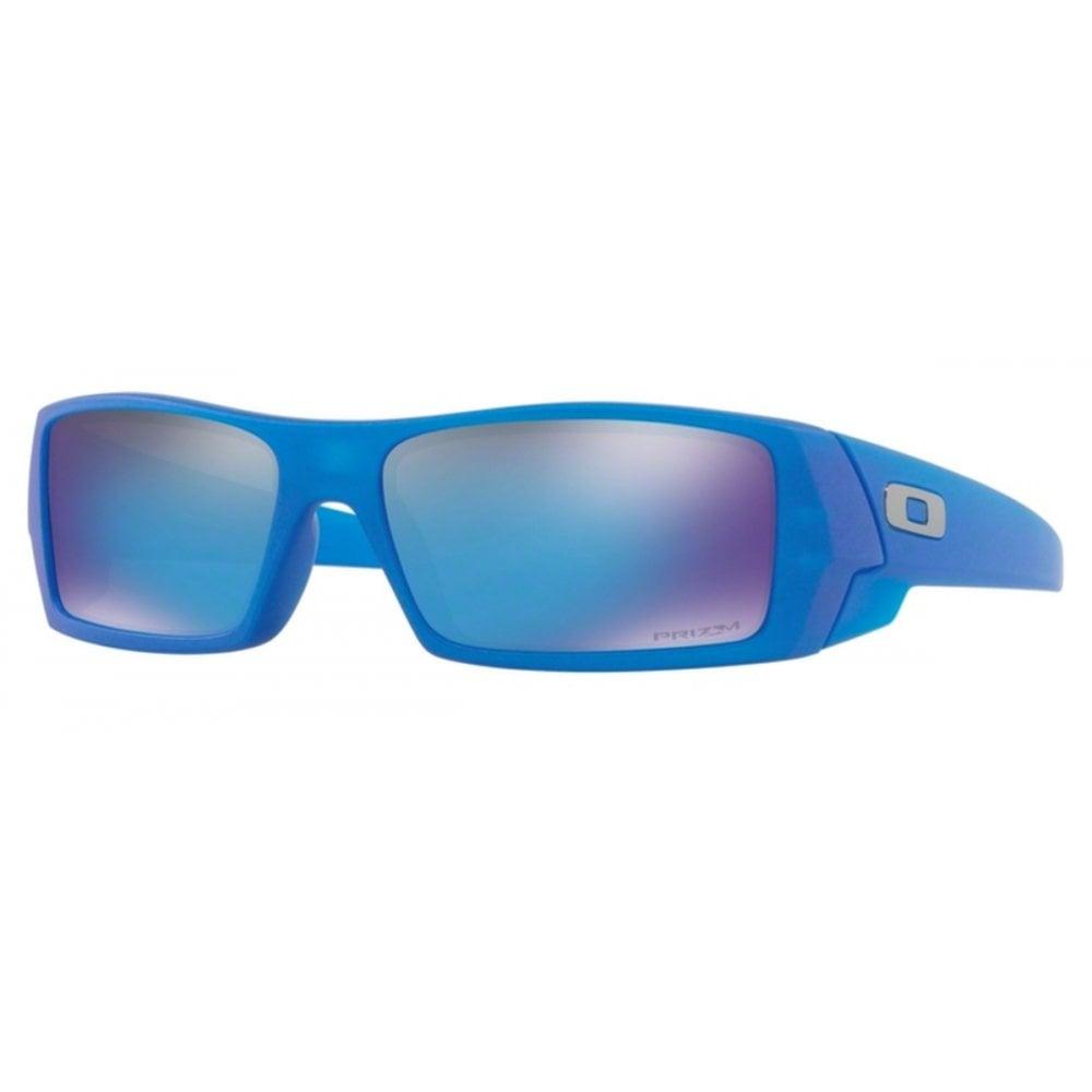 fe086885135a Oakley Gascan Sunglasses X-Ray Blue OO9014-34