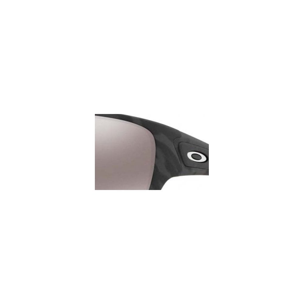 486088ca63d Polarized Oakley Prizm Turbine Rotor Sunglasses Black Camo OO9307-18