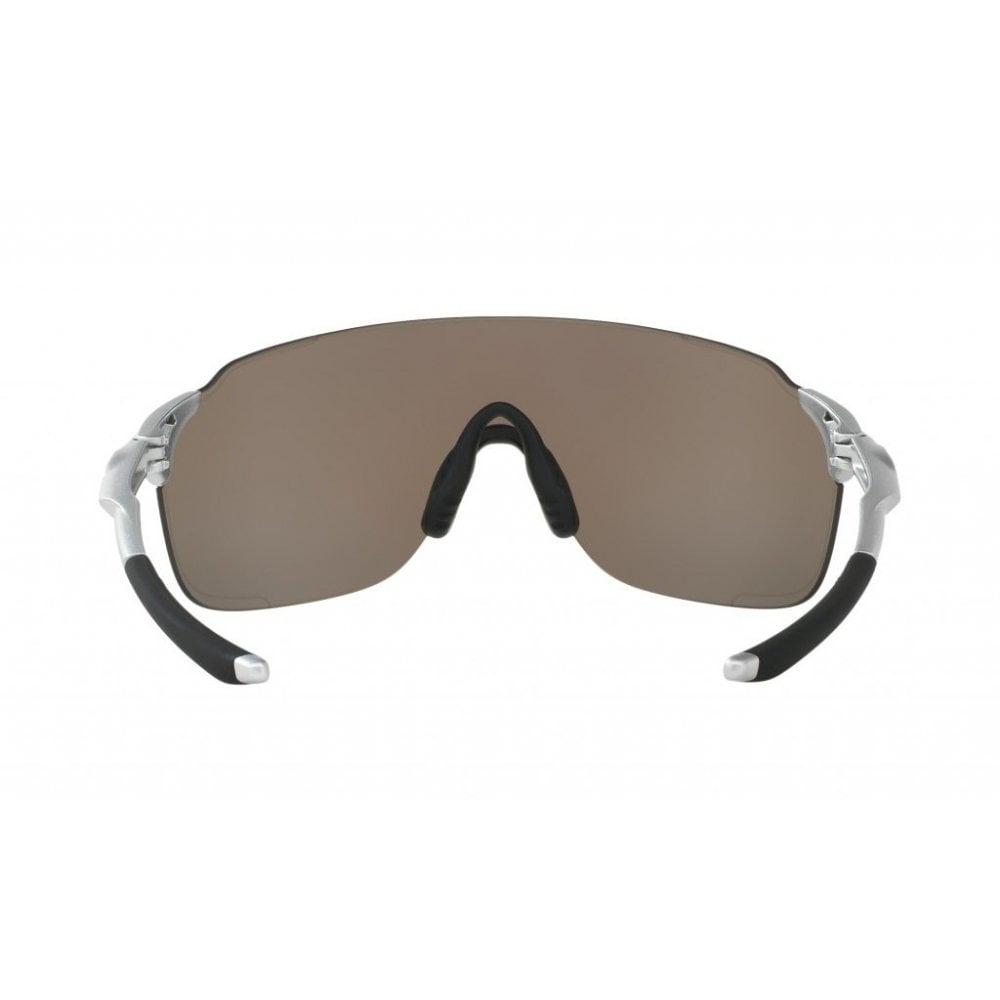 8447278e13 Polarized Oakley Prizm EVZero Stride Sunglasses Silver OO9389-06A