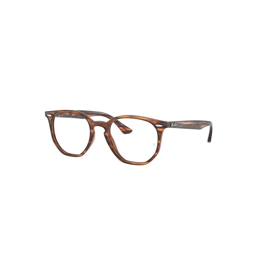 088e914a9d Ray-Ban Hexagonal Optics Prescription Glasses Tortoise RB7151 5797