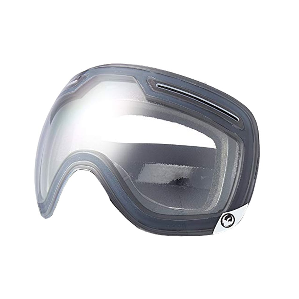 93728b800a53 Dragon Alliance X1 Snow Goggle Replacement Lens Transitions Clear 35283-904