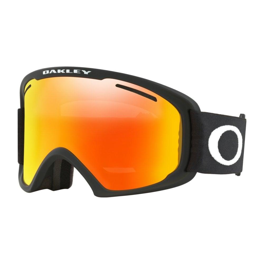 2a858191a0 Oakley O Frame 2.0 XL Snow Goggles Matte Black OO7045-45