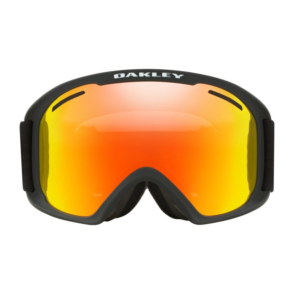 cd69c195a938 Oakley O Frame 2.0 XL Snow Goggles Matte Black OO7045-45