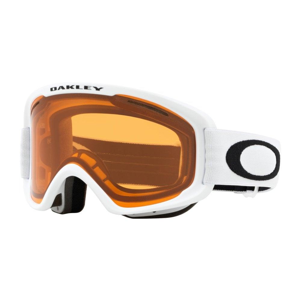 7b197c4deb Oakley O Frame 2.0 XM Snow Goggles Matte White OO7066-54