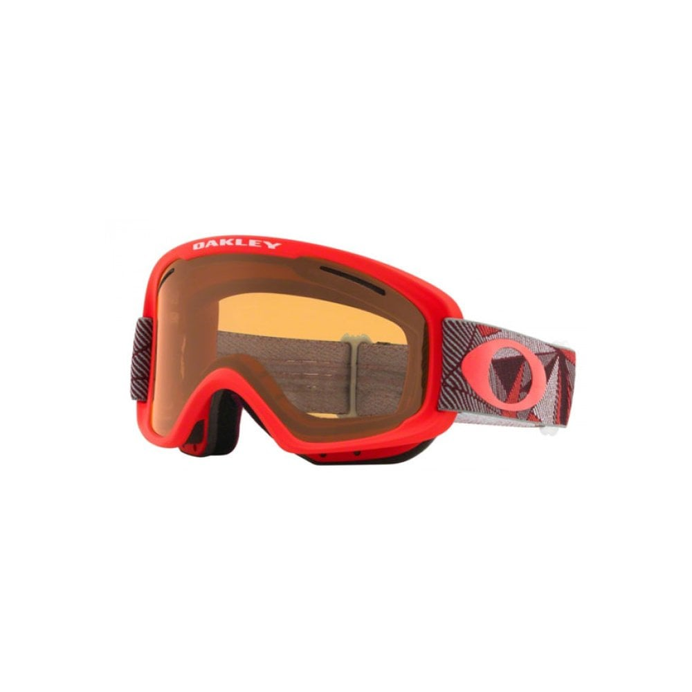 164d8a144 Oakley O Frame 2.0 XM Snow Goggles Prizmatic Coral Iron OO7066-48