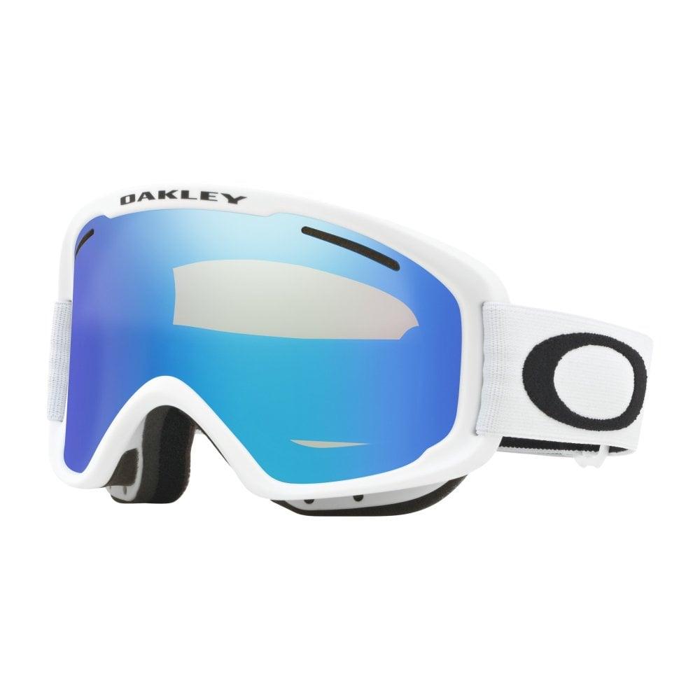 e8b72cb6f7b7 Oakley O Frame 2.0 XM Snow Goggles Matte White OO7066-55