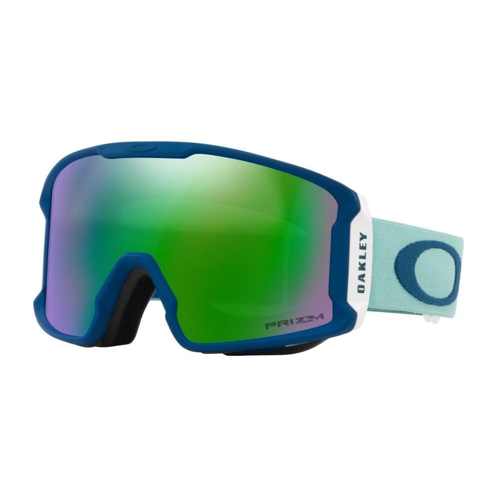30cc09d0d2d Oakley Line Miner XM Snow Goggles Arctic Surf Poseidon OO7093-18