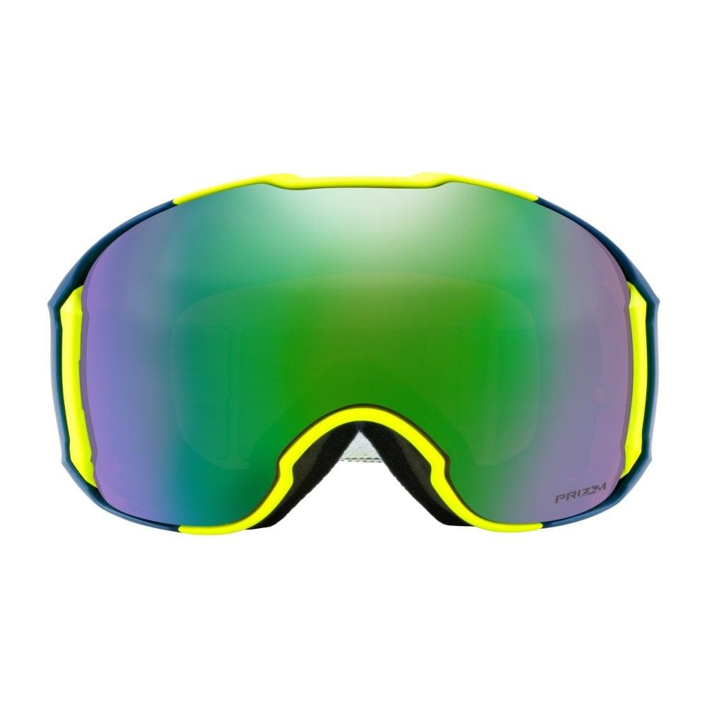 aa2ce4ed503 Oakley Airbrake XL Prizm Snow Goggles Arctic Fracture Retina OO7071-32