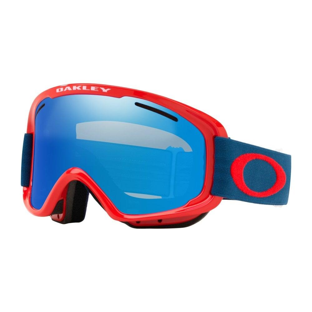 fd2a411dac Oakley O Frame 2.0 XM Snow Goggles Red Poseidon OO7066-51