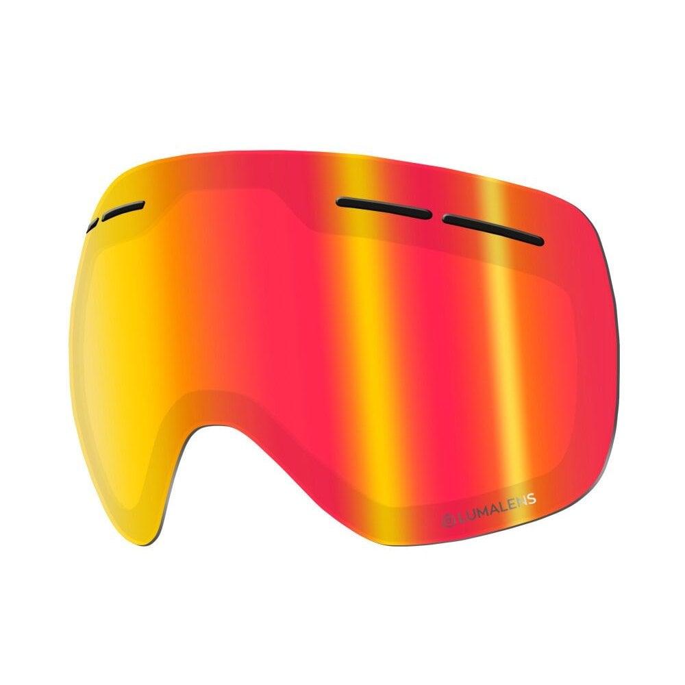 54a2763e603e Dragon Alliance X1s Snow Goggle Replacement Lens Lumalens Red Ion 35285-400