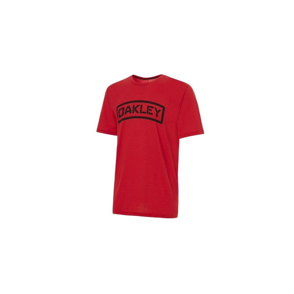 97095f65a0 Oakley Men s O-Tab Tee 456466