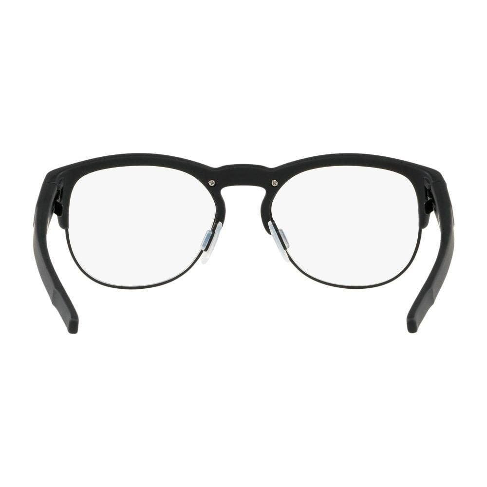 0d5571a77b Oakley Latch Key RX Men s Prescription Glasses 50 Satin Black OX8134 ...