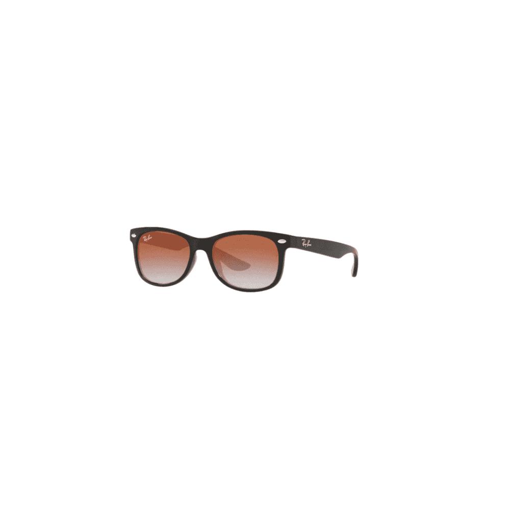 f5577dc377d21 Ray-Ban Wayfarer Junior Sunglasses Black RJ9052S 100 V0 Large