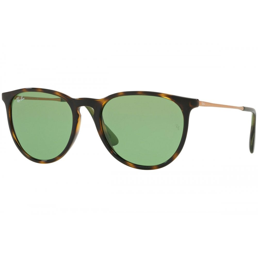 8a8916acd207f Ray-Ban Erika Sunglasses Tortoise RB4171 6393 2
