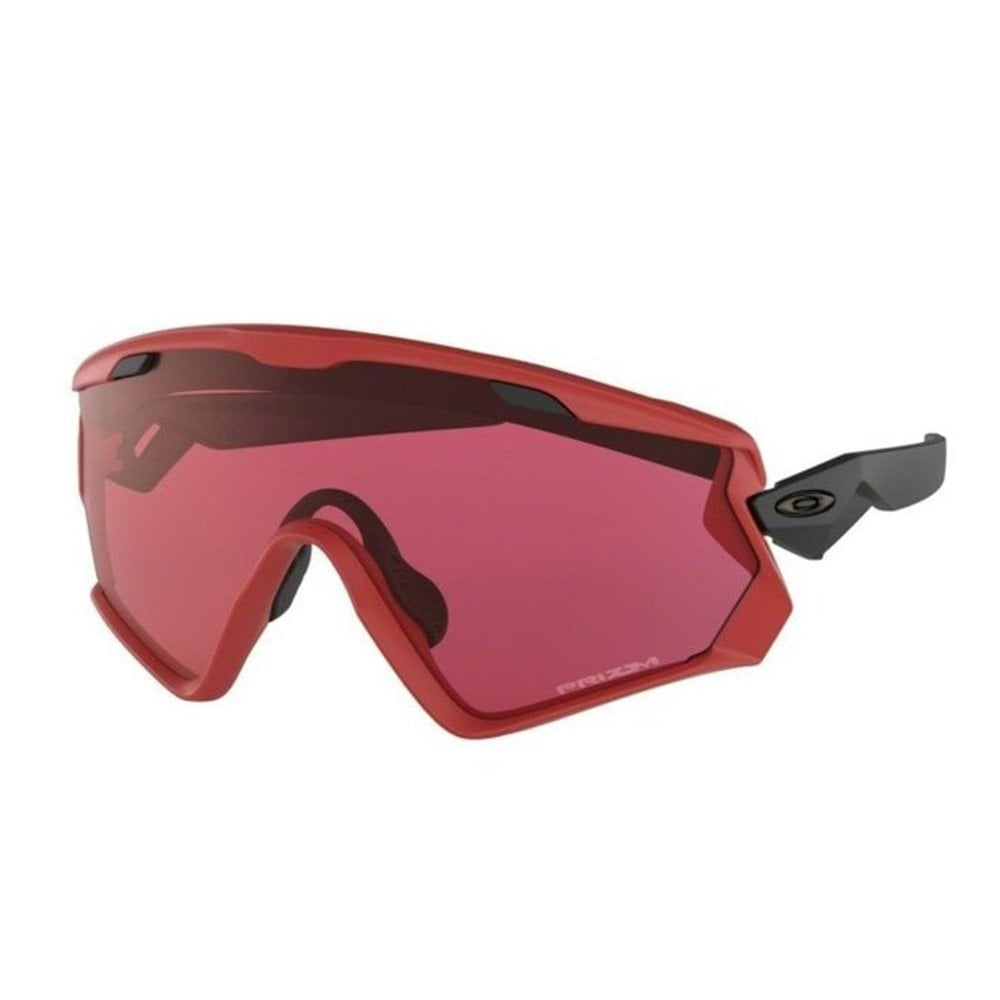 9dcfa9e68f1a9 Oakley Prizm Wind Jacket 2.0 Snow Goggles Viper Red OO9418-06