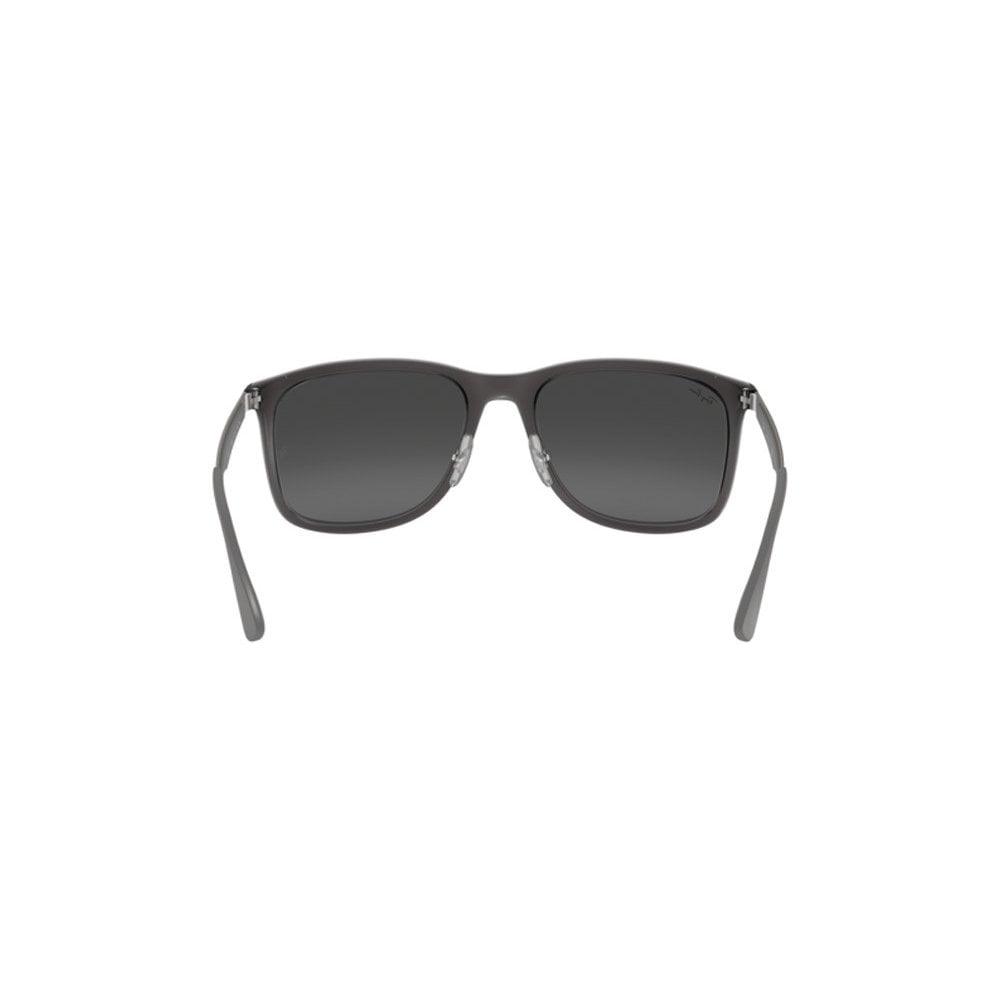 d28aa6d7b1b0a Ray-Ban RB4313 Sunglasses Matte Transparent Grey RB4313 637988