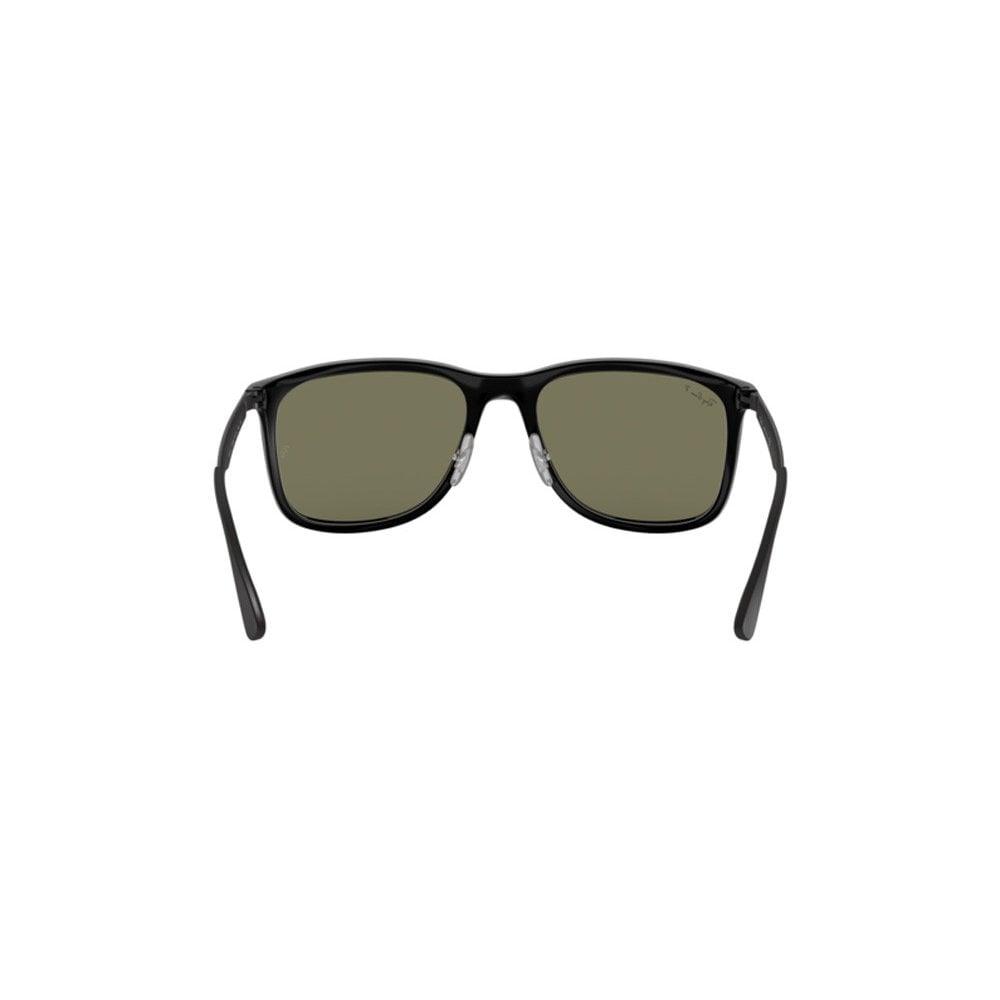 36226161bb547 Polarized Ray-Ban RB4313 Sunglasses Black RB4313 601 9A