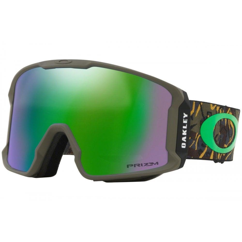 Oakley Line Miner Snow Goggles Camo Vine Jungle OO7070-38 7a3a875422dc4