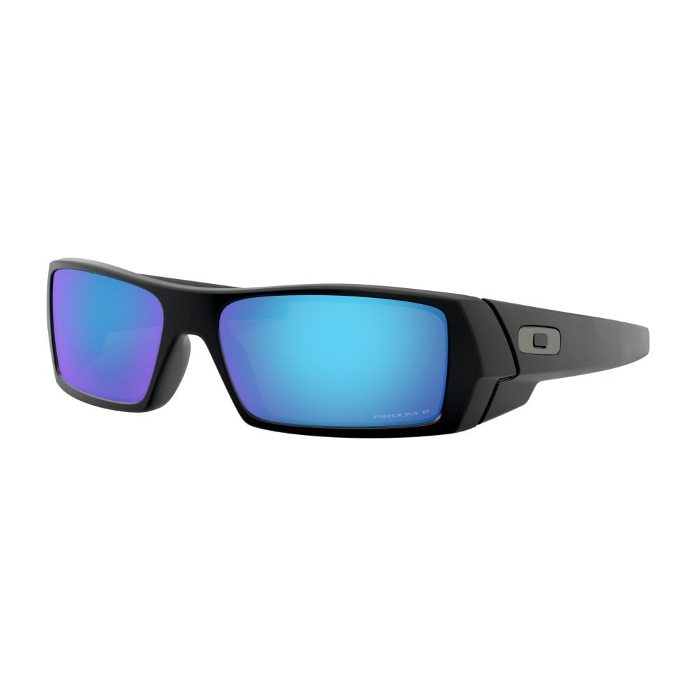 070f402f75d Polarized Oakley Prizm Gascan Sunglasses Matte Black OO9014-50