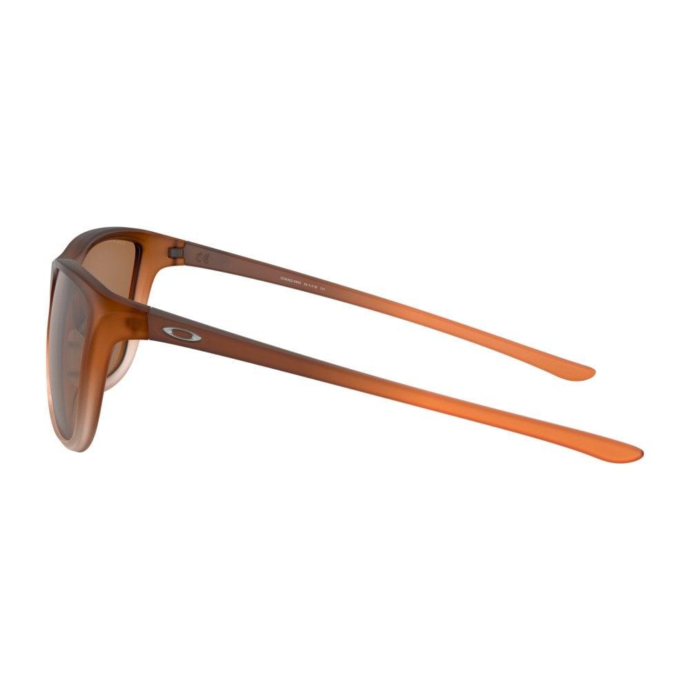 bca78a408a1ad Oakley Womens Reverie Sunglasses Rose Gold Fade OO9362-09