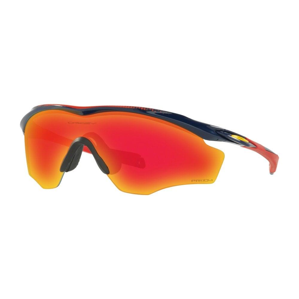 a76a17f9e00ac Oakley M2 Frame XL Sunglasses Navy OO9343-12