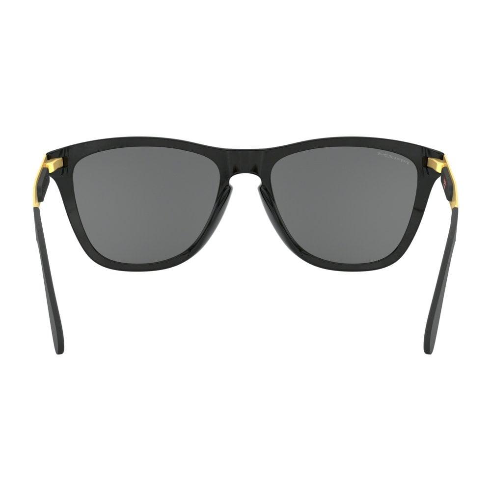 e8c102e2f8 Oakley Prizm Frogskins Mix Sunglasses Polished Black OO9428-02