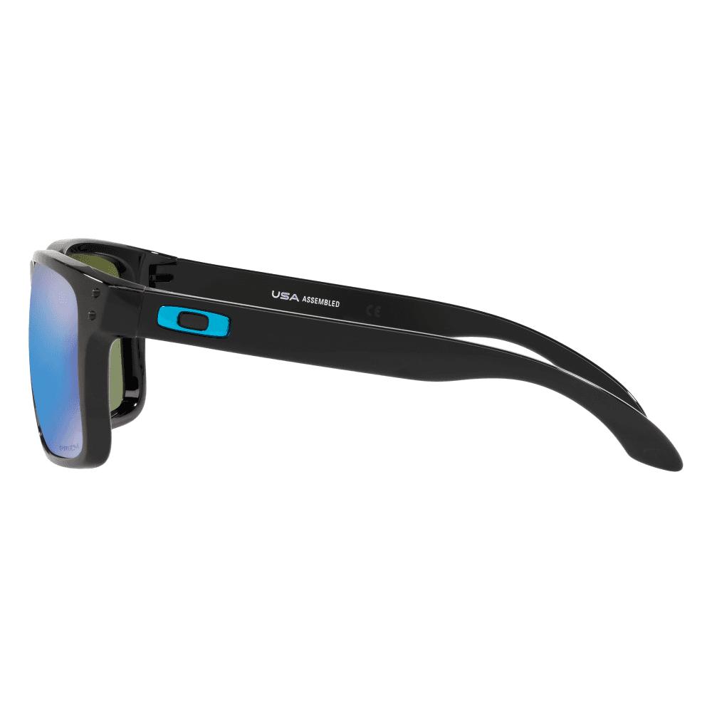 ea165cbd33d89 Oakley Prizm Holbrook XL Sunglasses Polished Black OO9417-03