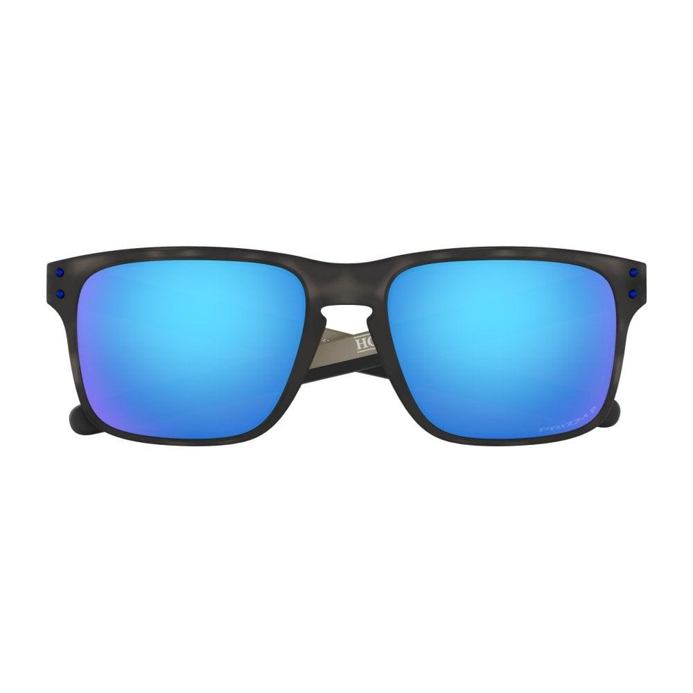 11816dc1bae53 Polarized Oakley Prizm Holbrook Mix Sunglasses Matte Black Tortoise ...