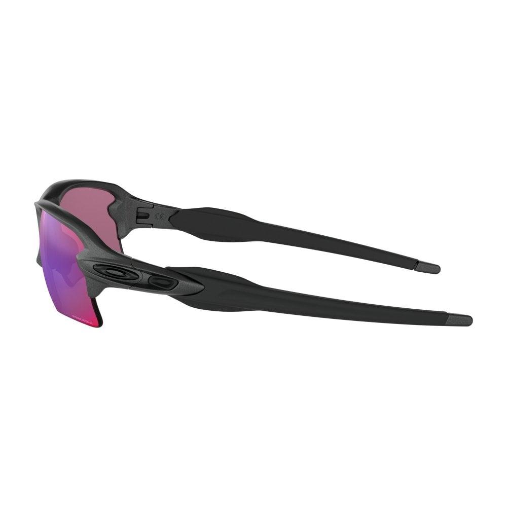 e55e9225e8ed7 Oakley Prizm Flak 2.0 XL Steel Prizm Road OO9188-49