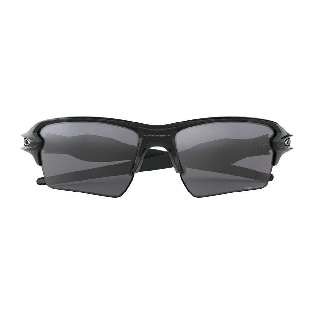 050f54ec20 Polarized Oakley Prizm Flak 2.0 XL Sunglasses Polished Black OO9188-7259