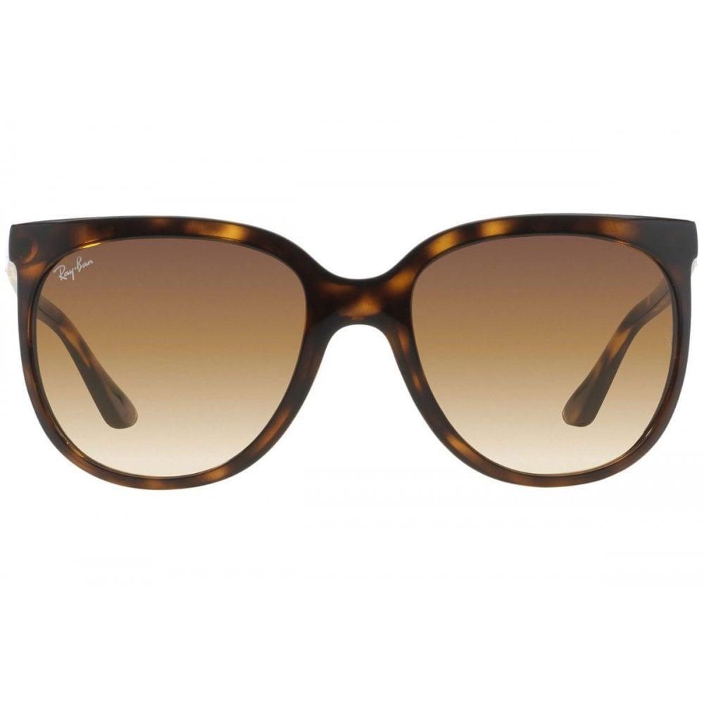 9cae56e47 Ray-Ban Women's Cats 1000 Sunglasses Tortoise RB4126 710/51