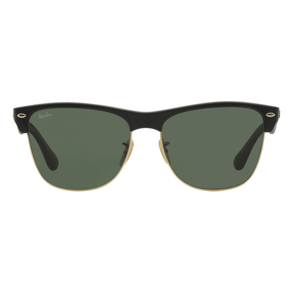 345f088d9 Ray-Ban Clubmaster Oversized Sunglass Black RB4175 877