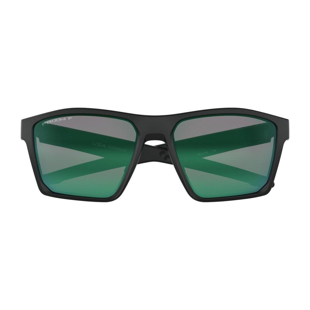 4df2f48397ed Polarized Oakley Prizm Targetline Sunglasses Matte Black OO9397-07