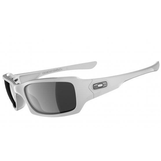 oakley fives squared sunglasses polished white 03 443. Black Bedroom Furniture Sets. Home Design Ideas
