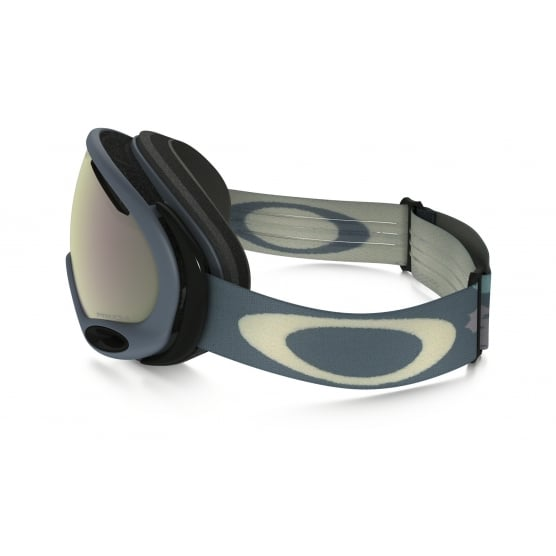 Oakley A Frame 2 0 Snow Goggles Distress Paint Pink Oxide