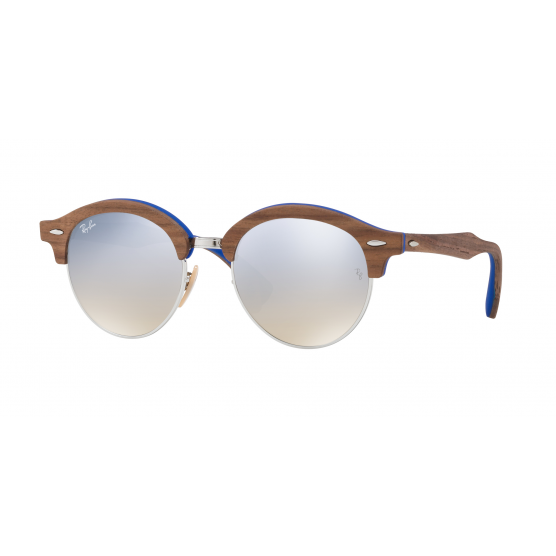 Ray-Ban CLUBROUND WOOD