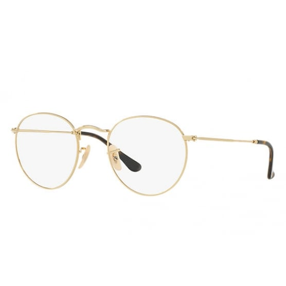 Ray-Ban ROUND METAL OPTICS