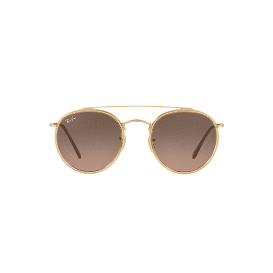 Ray-Ban ROUND DOUBLE BRIDGE