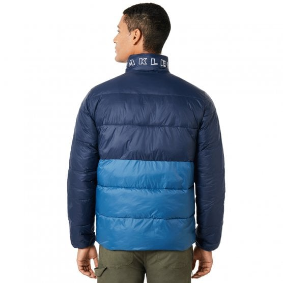 Oakley PUFFER BLOCK COLOR UTILITY JACKET
