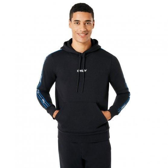 Oakley STREET LOGO TAPE HOODED FLEECE