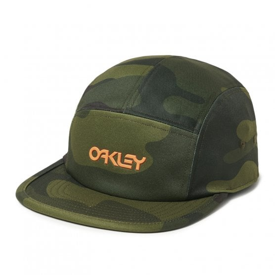 Oakley 5 PANEL COTTON CAMOU HAT