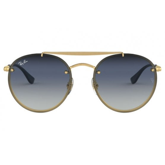 Ray-Ban BLAZE ROUND DOUBLE BRIDGE