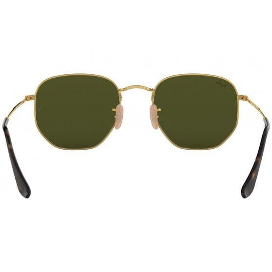 Ray-Ban HEXAGONAL FLAT LENSES