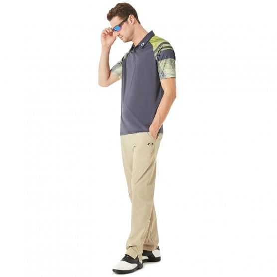Oakley AERO SLEEVE GRAPHIC POLO