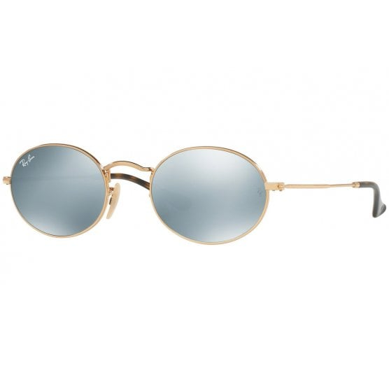 Ray-Ban OVAL FLAT LENSES