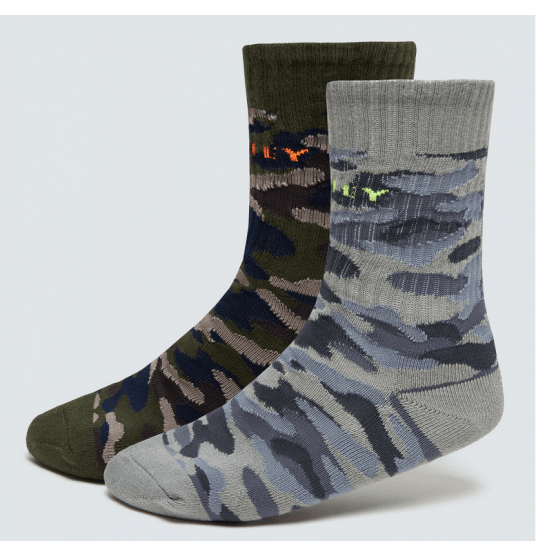 Oakley CAMO SOCKS (2PCS)